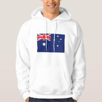 Veste À Capuche Drapeau de l'Australie