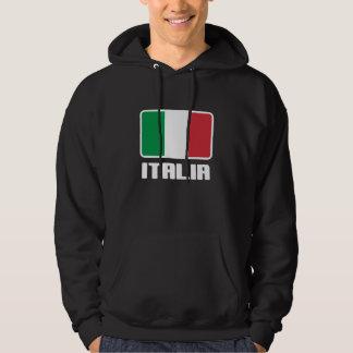 Veste À Capuche Drapeau de l'Italie