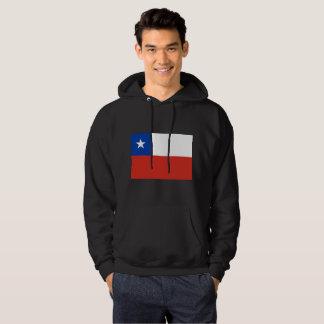 Veste À Capuche Drapeau du Chili