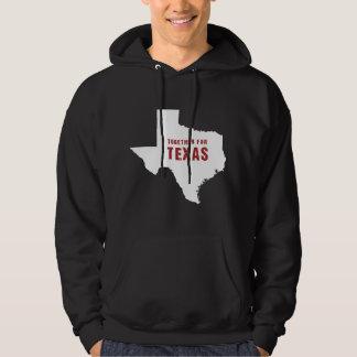 Veste À Capuche Ensemble pour le Texas après ouragan Harvey