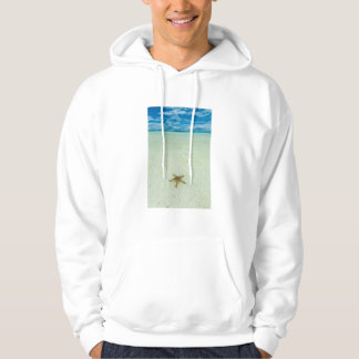 Veste À Capuche Étoile de mer en eau peu profonde, Palaos