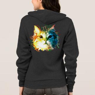 Veste À Capuche Ficelles de Kitty