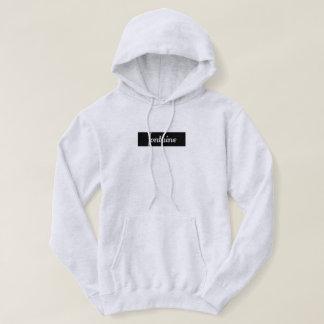 Veste À Capuche Fontaine hoodie (Black)