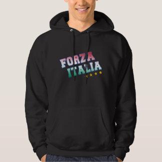 Veste À Capuche Forza Italia