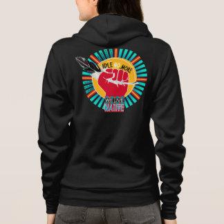 Veste À Capuche Honorer le mouvement d'IdleNoMore