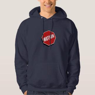 Veste À Capuche Hoodie Stop Motion Montreal Logo