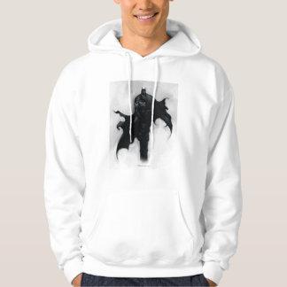 Veste À Capuche Illustration de Batman