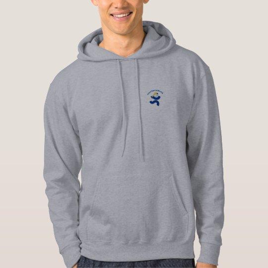 Veste À Capuche Jogging capuche gris