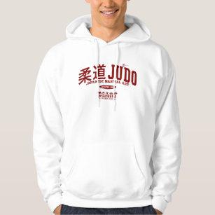 Veste À Capuche Judo