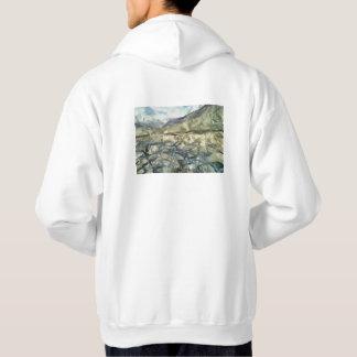 Veste À Capuche La montagne rocailleuse
