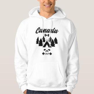 Veste À Capuche Le Canada