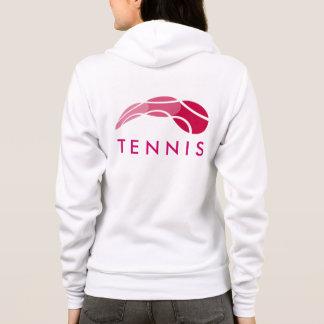 Veste À Capuche L'habillement | du tennis des femmes folâtre le