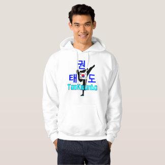 Veste À Capuche ❤☯✔Love l'Art-Taekwondo martial coréen