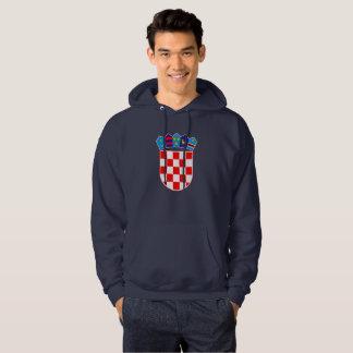 Veste À Capuche Manteau des bras croate