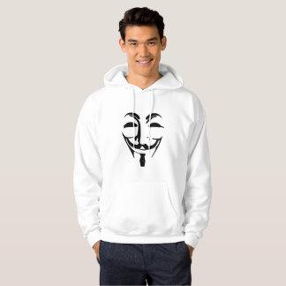 Veste À Capuche Masque anonyme