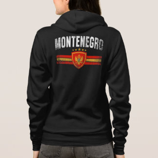 Veste À Capuche Monténégro
