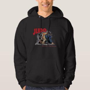 Veste À Capuche Obstruction de judo