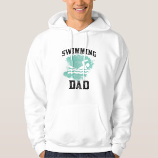 Veste À Capuche Papa de natation