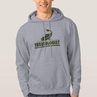 Veste À Capuche Pêche de truite