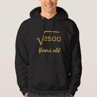 Veste À Capuche Racine carrée de 2500 50 années