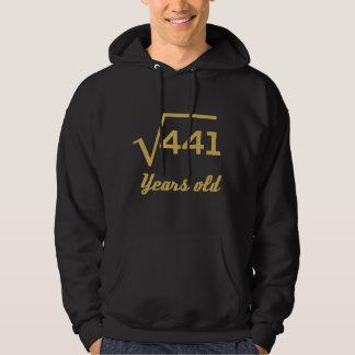 Veste À Capuche Racine carrée de 441 21 années