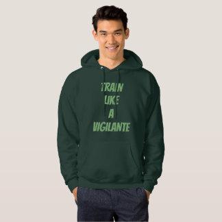Veste À Capuche Train comme un surveillant
