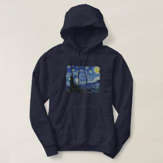 Veste À Capuche Van Gogh * nuit étoilée