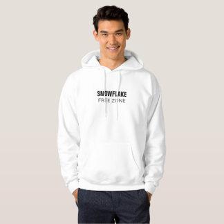 Veste À Capuche Zone franche de flocon de neige