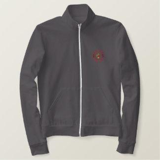 Veste Brodée Logo du feu
