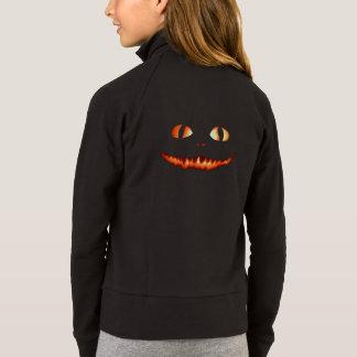 Veste de filles de Halloween