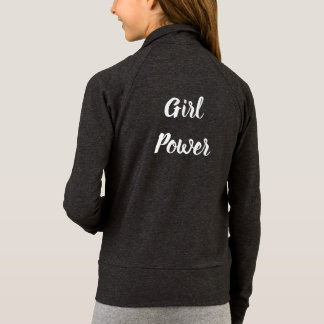 Veste de puissance de fille