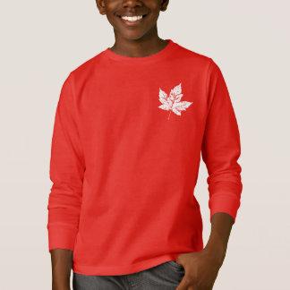 Veste de souvenir du Canada du Canada de l'enfant