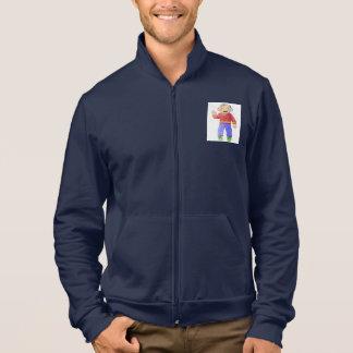 Veste Jogging unisexe XL Bleu marine