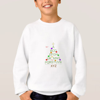 """Vêtements """"aucun L"""" arbre Sweatshirt"""