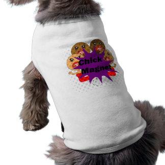vêtements drôles de chien t-shirt pour chien