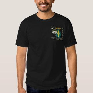 Vétéran aéroporté - forces spéciales t-shirts