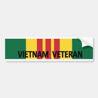 Vétéran du Vietnam Autocollant De Voiture
