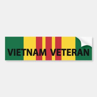 Vétéran du Vietnam Autocollant Pour Voiture