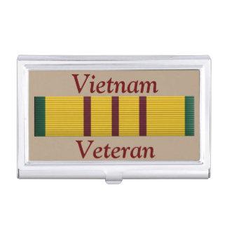 Vétéran du Vietnam - porte-cartes de carte de Porte-cartes De Visite