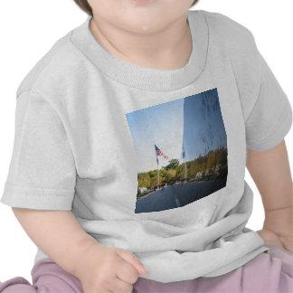 Vétérans de mémorial de Guerre de Corée T-shirts