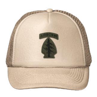 vétérans de sfg de sf de sof de bérets verts de casquette