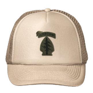 vétérans de sfg de sf de sof de bérets verts de casquettes de camionneur