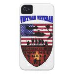 Veterans de Vietnam Coque iPhone 4