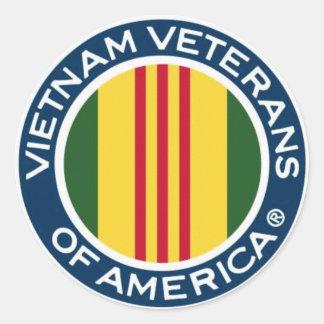 Vétérans du Vietnam de petits autocollants de
