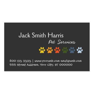 Vétérinaire coloré d animal familier de chien de p