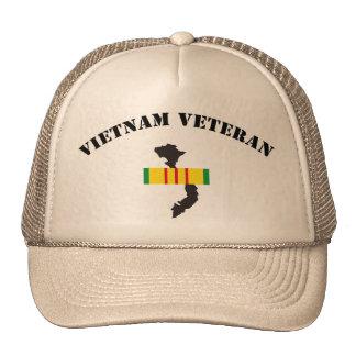 Vétérinaire du Vietnam Casquettes De Camionneur