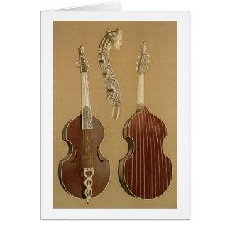 Vétiver de DA d'alto, ou viole basse, par Joachim Cartes
