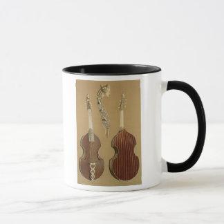 Vétiver de DA d'alto, ou viole basse, par Joachim Mug