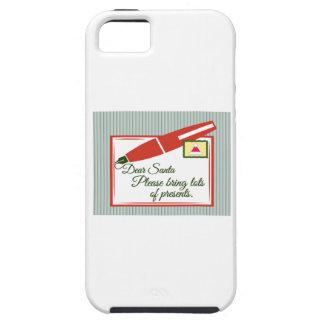 Veuillez apporter un bon nombre de présents coque iPhone 5 Case-Mate