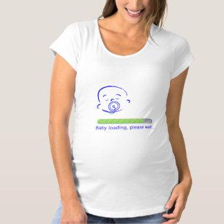 Veuillez attendre le chargement de bébé T-Shirt de maternité